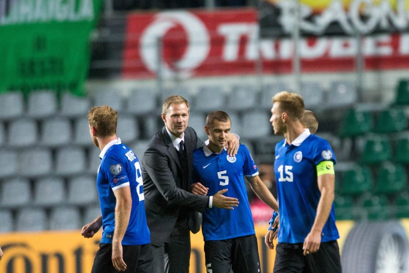 Magnus Pehrsson: pole ohtu, et San Marinot alahindaksime
