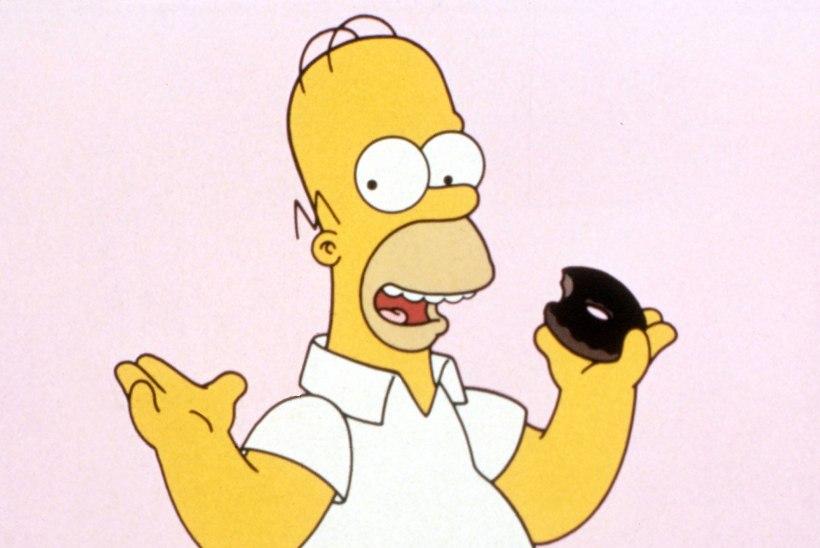 DIEEDIGURU: Homer Simpson teeb inimesed paksuks!