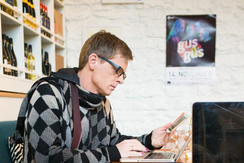 GALERII: Islandi bänd GusGus kohtus Sfääris pressiga