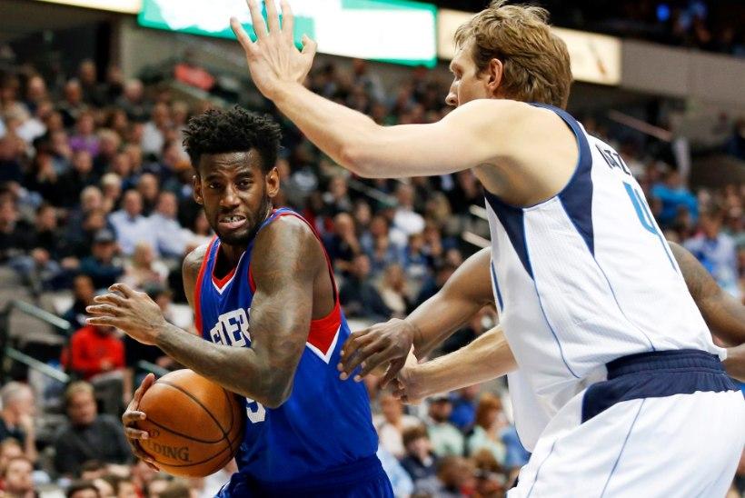 Ebanormaalne rekord: NBA klubi kaotas poolaja 44 punktiga
