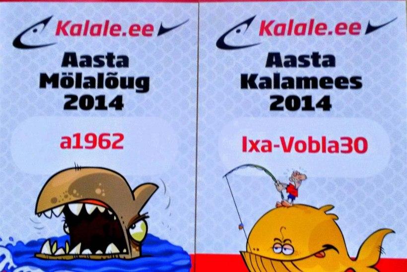 Hiiu Õlletoas kuulutati välja Aasta Kalamees ja Aasta Mölalõug!