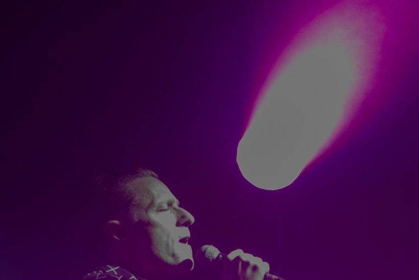 GALERII JA VIDEO: vaata GusGusi raju esinemist Rock Cafes!