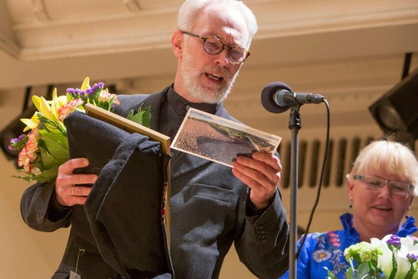 Tänavuse Ernesaksa peastipendiumi sai dirigent Raul Talmar