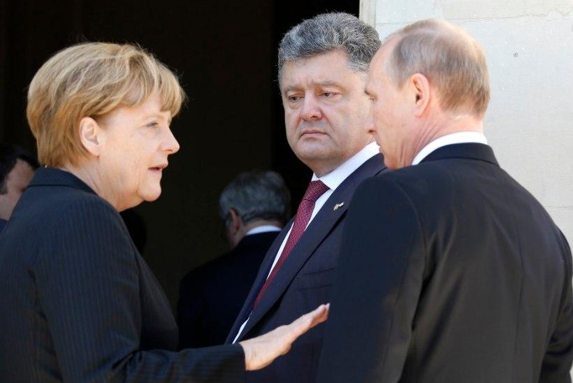 Porošenko: Ukraina on praegu kõige ohtlikum paik maailmas