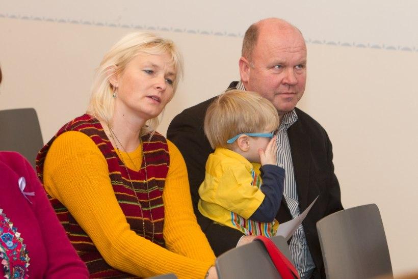 GALERII: Ida-Tallinna Keskhaiglas tähistati enneaegse sünni päeva
