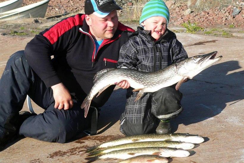 Kalapäev Ahvenamaa moodi