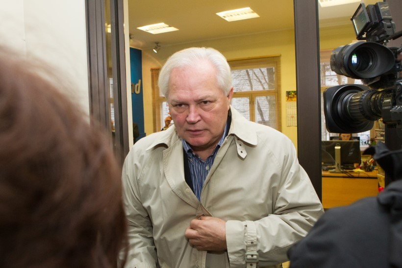 Maruste: loodan, et valitsus julgeolekuohuga Vene propagandakanalile litsentsi ei anna
