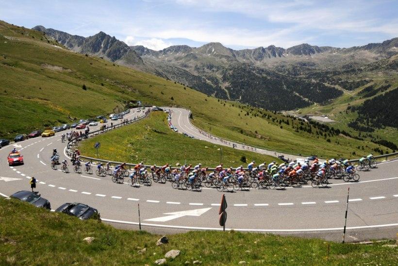 Kääbusriik käis Vuelta küllakutsumise eest välja soliidse summa