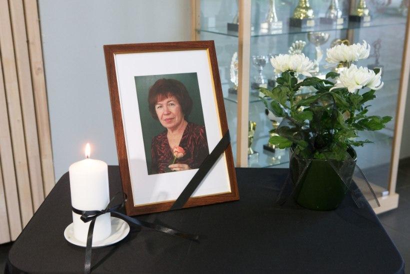 Vaimulik õpetaja matusetalitusel: inimene elab nii kaua, kuni teda mäletatakse