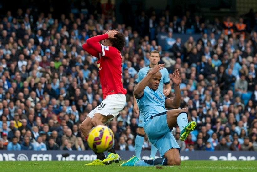 Manchester City kapten: võtsime oma linna tagasi!