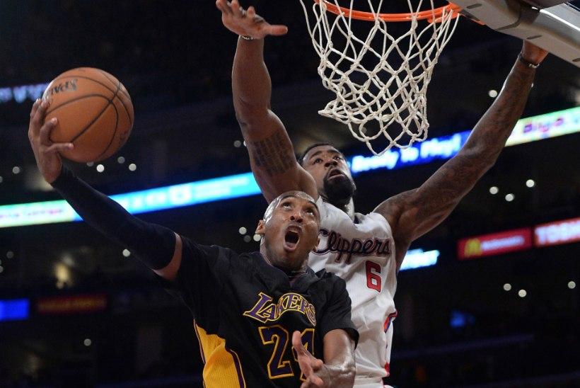 Kas Lakers või Eesti teine liiga? Lakers on vist kaitses hullem...