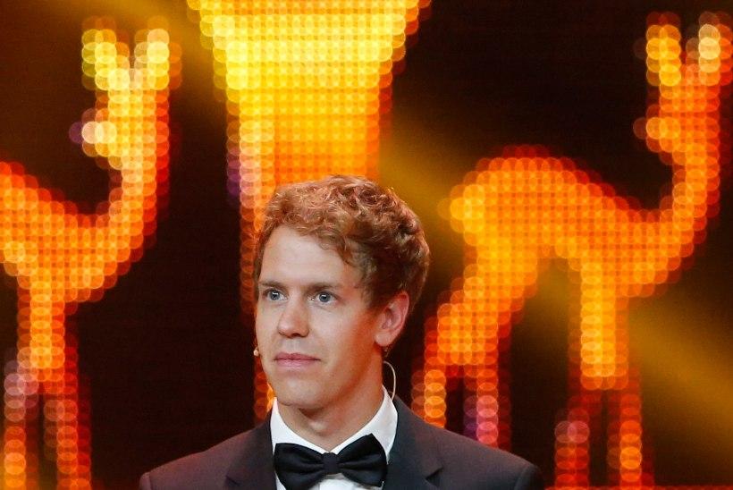 Vettel teeb Schumacherit, kuid ta imidž vajab parandamist