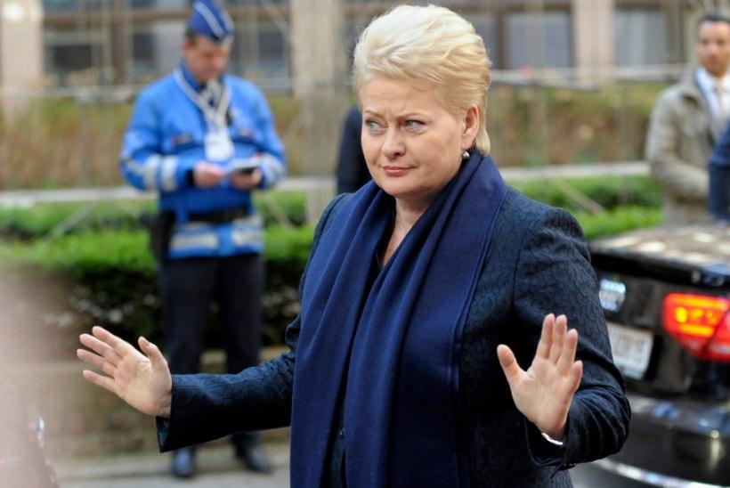 Leedu president: Venemaa on terroristlik riik