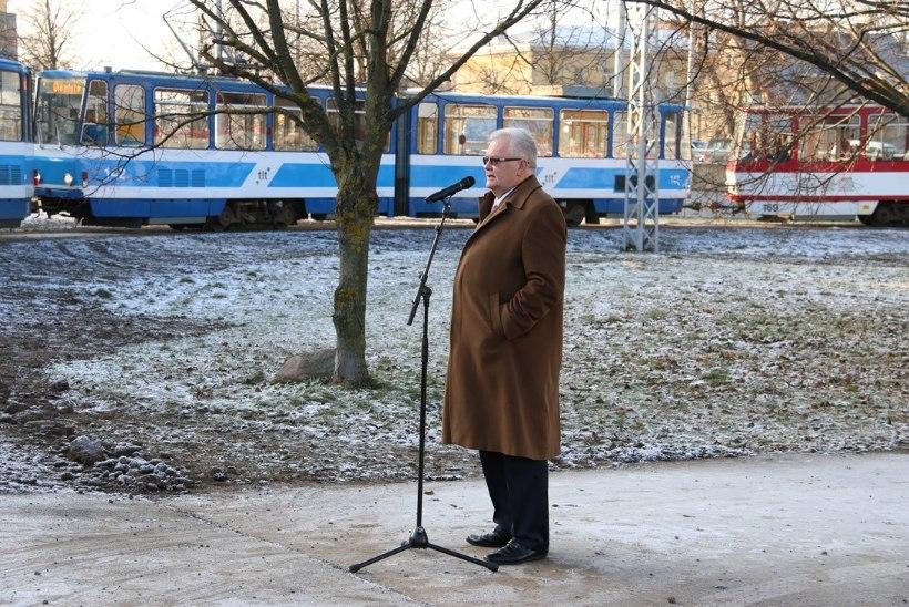Savisaar: Tallinna trammiliikluses algab uus ajastu