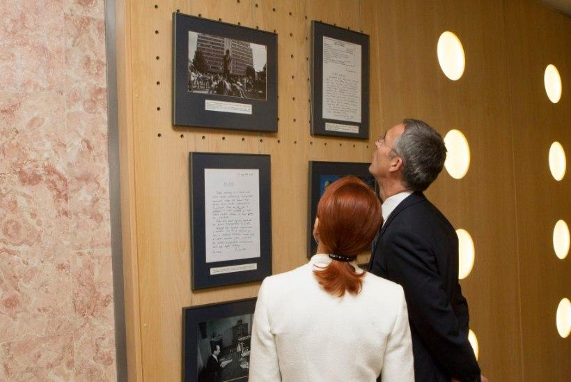 Rõivas lubas NATO peasekretärile Eesti tuge raskes ametis