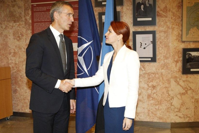Pentus-Rosimannus: NATO peab püsima ühtse ja tugevana