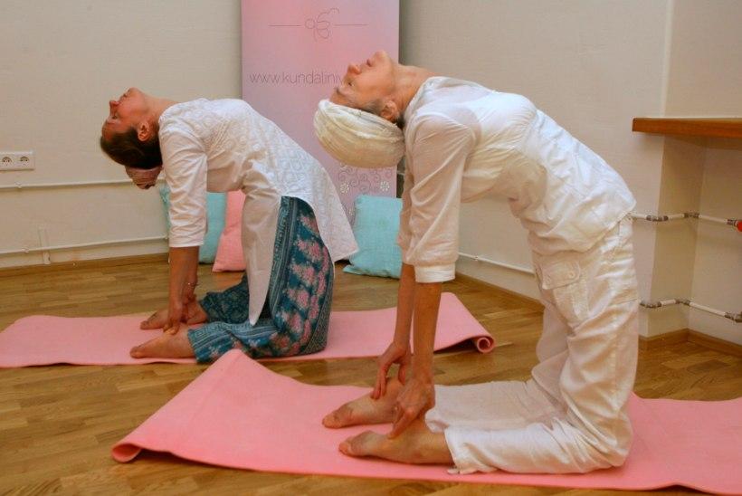 Jooga ei eelda head painduvust ja rahulikku meelt