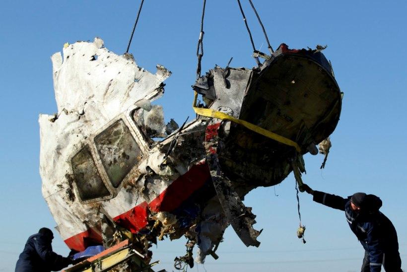 MH17 vraki teisaldamisel leiti veel inimjäänuseid