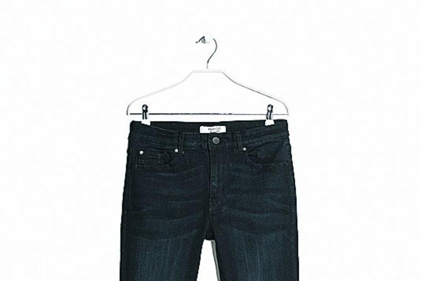 Töölt peole: teksapüksid