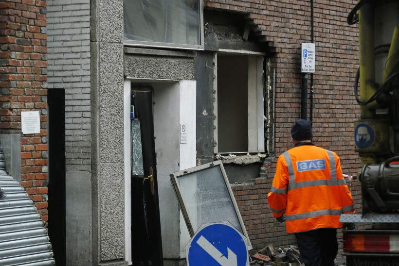 FOTOD: Londonis asuvast luksushotellist evakueeriti gaasiplahvatuse tõttu 500 inimest