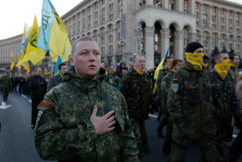 Kiiev: Ukraina vägesid tulistati Venemaa territooriumilt