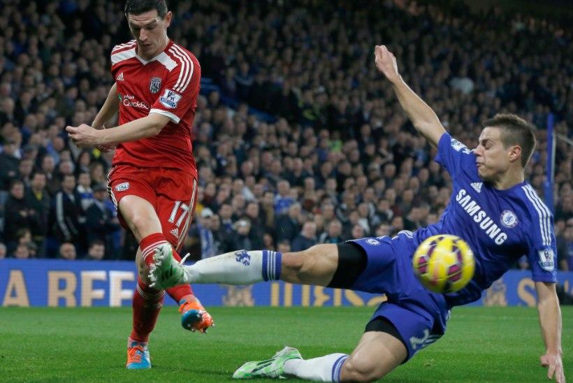 GALERII: Londoni Chelsea püstitas rekordi, Manchester City võitis kaotusseisust