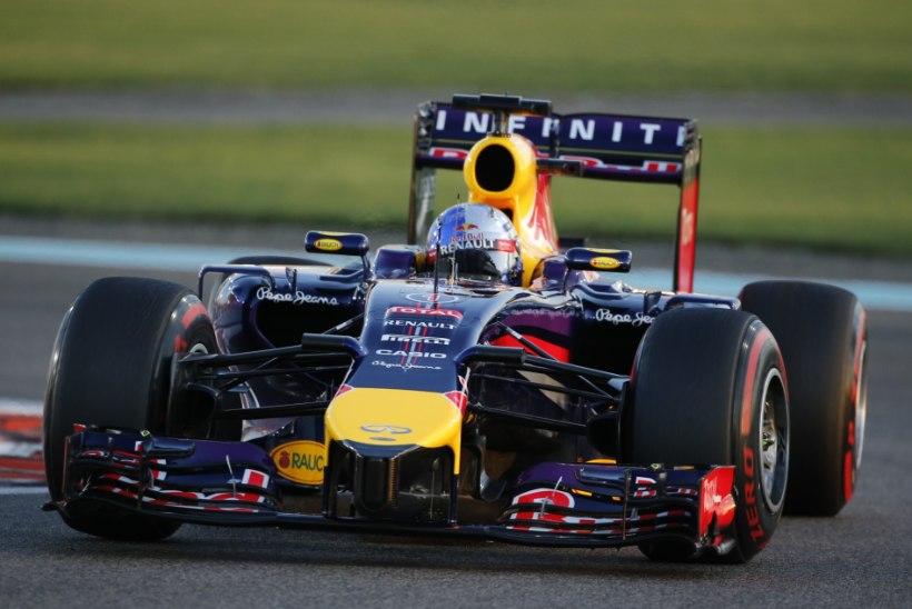 Sohki teinud Red Bullid peavad homsel vormel 1 etapil startima viimasest reast!