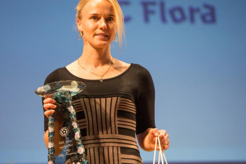 ÕHTULEHE VIDEO | Aasta naisjalgpallur Kethy Õunpuu: Kõik võinuks auhinna saada!