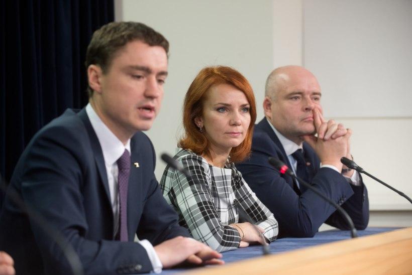 Pentus-Rosimannus: Venemaa soovib annekteerida osa Gruusiast
