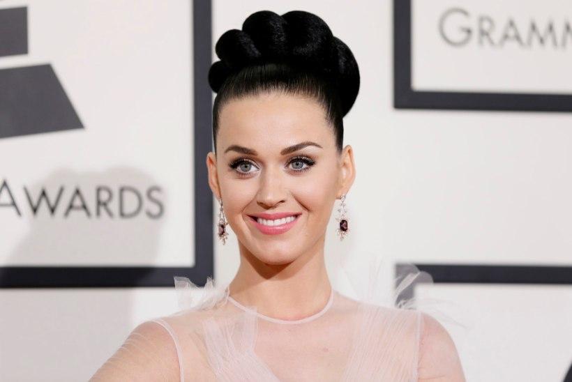 Katy Perry võitis kolm priisi