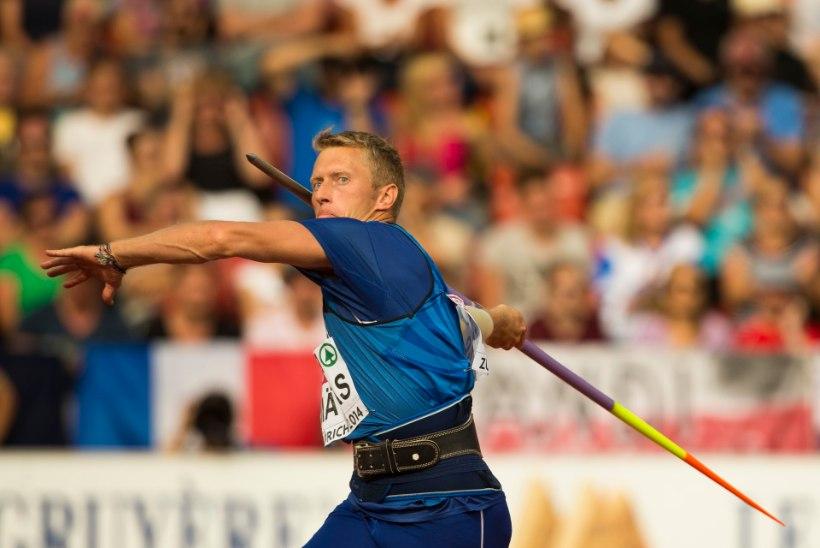 Risto Mätas pürib Pekingisse MMile töömehena! Millised võimalused on teistel Eesti tippudel?
