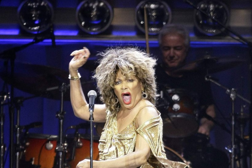 Tina Turner – kuidas olla simply the best