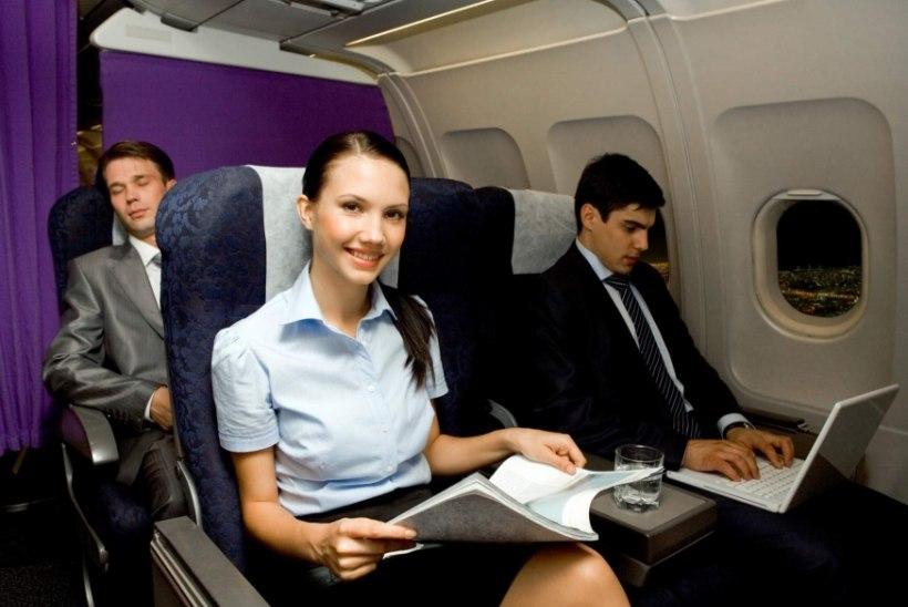 Mida teha, et pikk lennureis ei mõjuks tervisele kahjulikult?