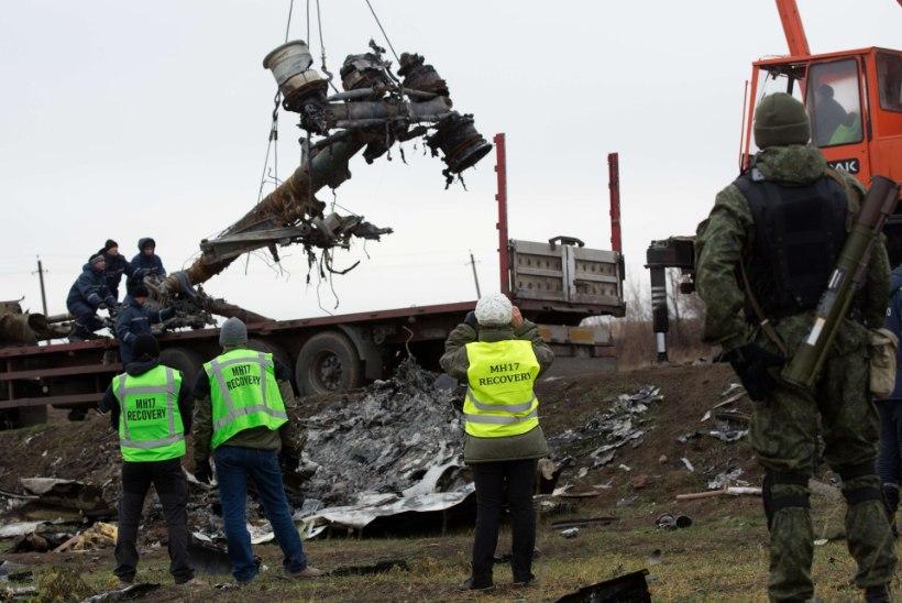 PEARAHA: MH17 tulistajani viiva info eest makstakse juba 47 miljonit