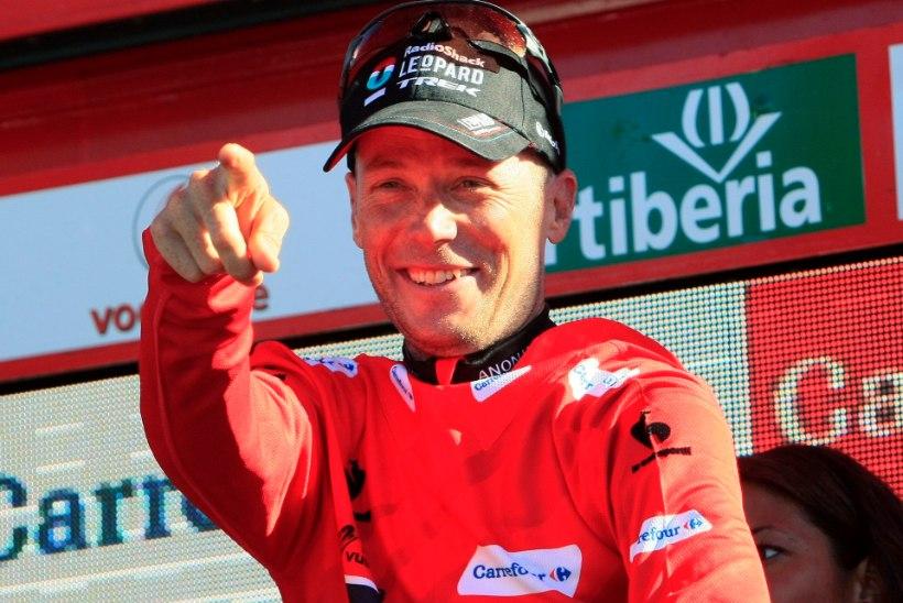 Kõrge kukkumine - Vuelta võitja siirdub väiksesse USA klubisse?