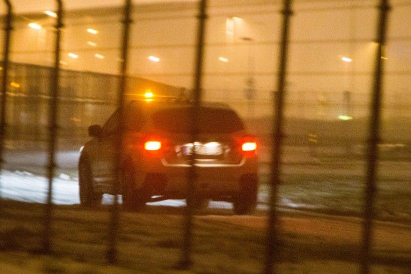 FOTOD: Tallinnas maandus teoreetilise ebolariskiga lennuk