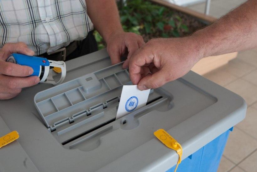 Valimiskomisjon kinnitas mandaatide jaotuse riigikogu valimistel