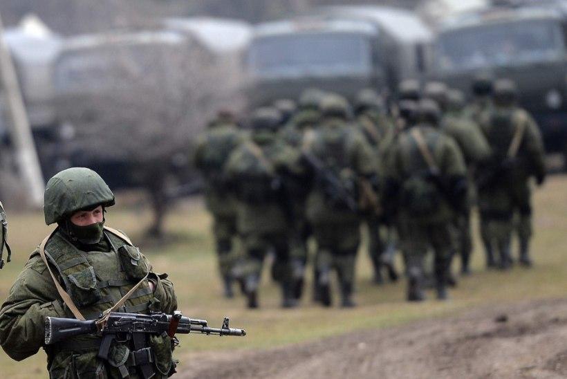 Inimõiguste kohus arutab Ukraina kaebust Venemaa vastu