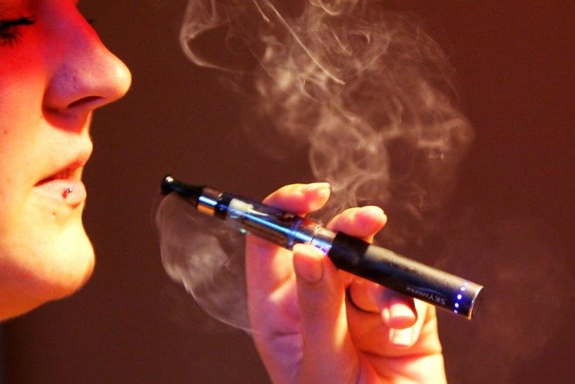 Lauri Luik | E-sigaret vajab regulatsiooni