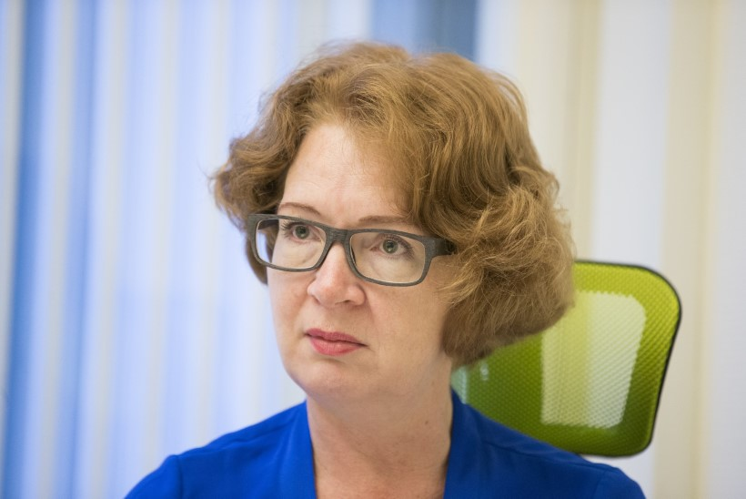 """Yana Toom: """"Me oleme siin Eestis kõik eestlased, ainult et mõned meist räägivad vene keelt."""""""