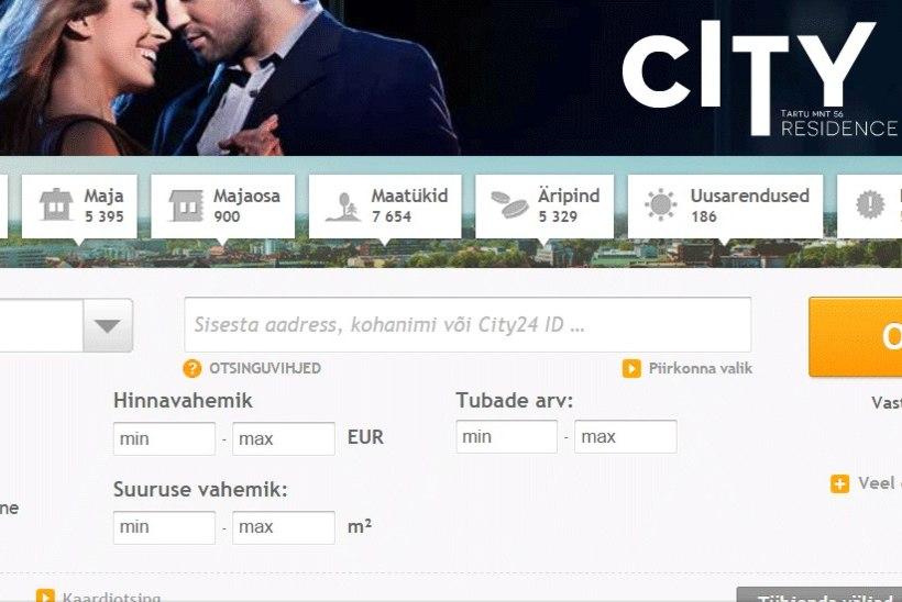 Alma Media müüs kinnisvaraportaali City24