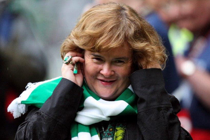 Susan Boyle sai endale elu esimese peigmehe. 53-aastaselt!