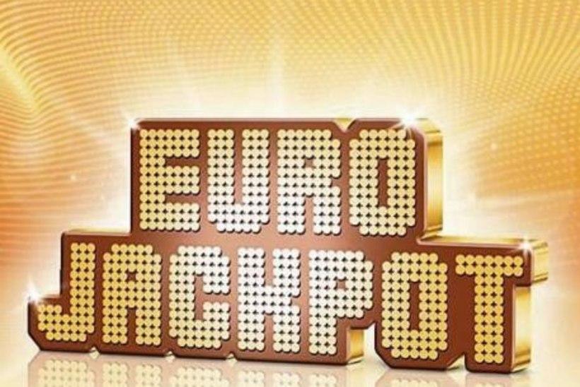 Eestisse tuli järjekordne kopsakas Eurojackpoti võit