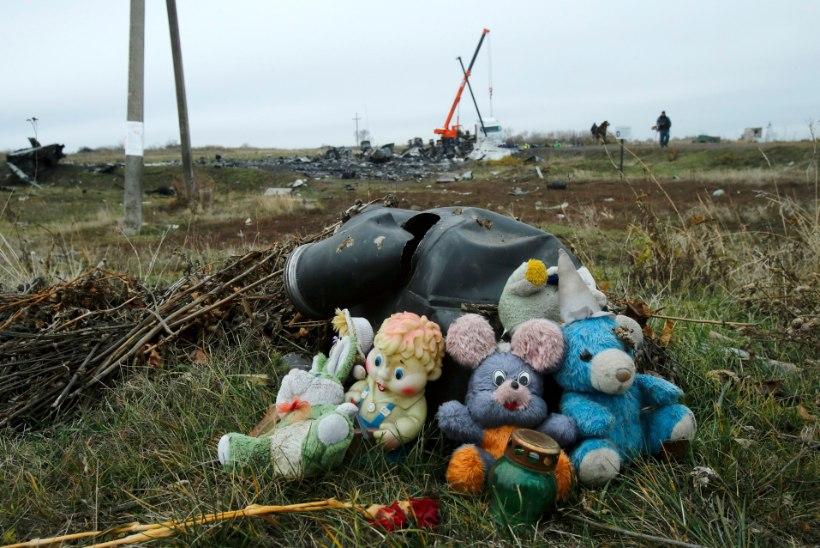 Lennukatastroofi ohvri ema kaebas Ukraina kohtusse