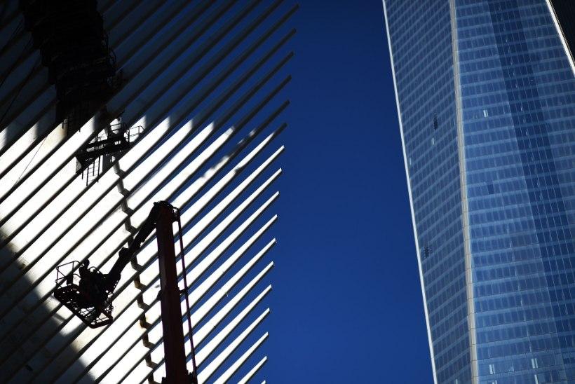 Maailma Kaubanduskeskus avas jälle uksed