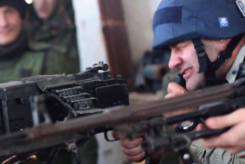 Ukraina keelas Poretšenkovi näitamise