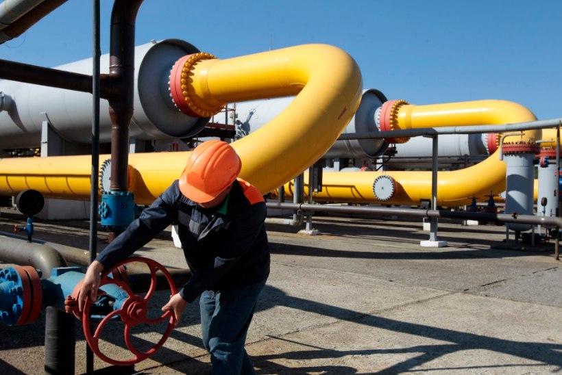 Saksamaa sõltuvus Vene gaasist võib suureneda