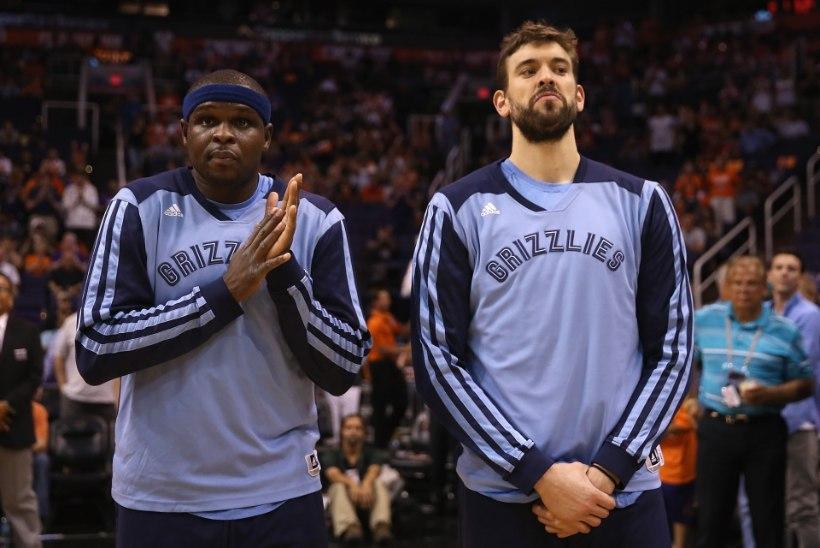 NBAs on kaotuseta veel Houston, Memphis ja Golden State - järjepidevus maksab