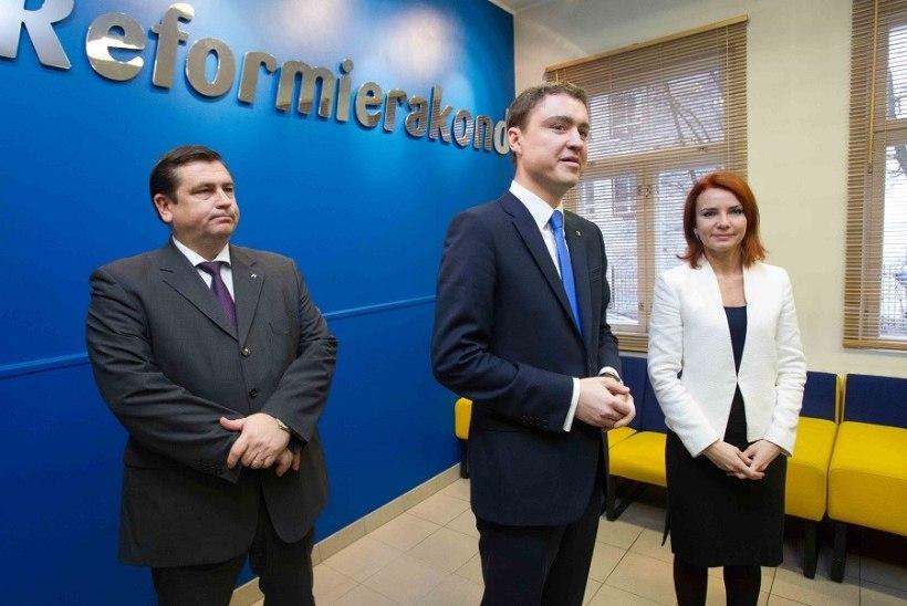Eesti uueks välisministriks saab Pentus-Rosimannus, keskkonnaministriks Raidma
