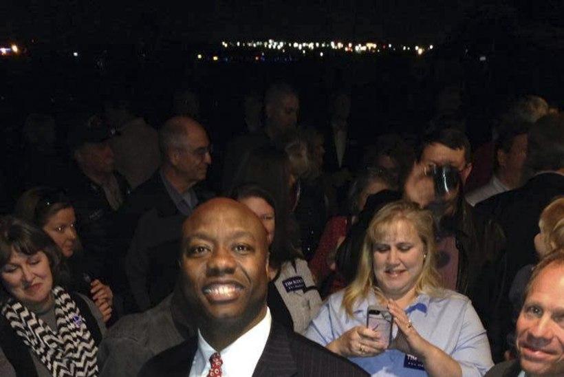Lõuna-Carolina valis senatisse esimese mustanahalise